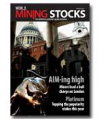 World Mining Stocks magazine subscription