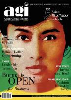 AGI (Asian Global Impact) magazine subscription