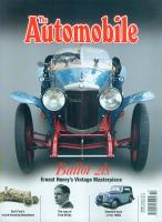 The Automobile magazine subscription