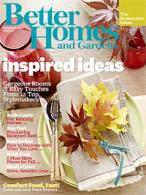 Bhg Decorating Ideas magazine subscription