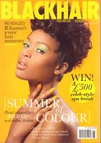 Blackhair magazine subscription