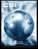 Cable & Satellite International magazine subscription
