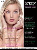 The Cosmetic Surgery Guide magazine subscription