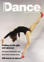 Dance Review magazine subscription