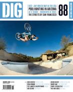 Dig BMX magazine subscription