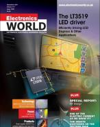 Electronics World magazine subscription
