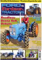 Ford & Fordson Tractors June / July 2011 Back Issue at Unique Magazines