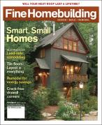 Fine Homebuilding magazine subscription