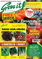 Grow It Summer 2012 Back Issue at Unique Magazines