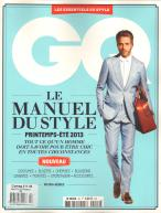 French GQ Style magazine subscription