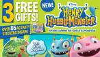 Henry Hugglemonster magazine subscription