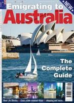 Emigrating to Australia magazine subscription