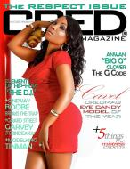 CRED Magazine® magazine subscription