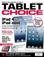 Tablet Choice magazine subscription