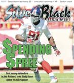 Silver & Black Illustrated magazine subscription