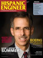 Hispanic Engineer & Information Technology magazine subscription