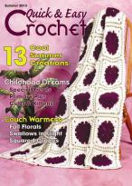 Quick & Easy Crochet magazine subscription
