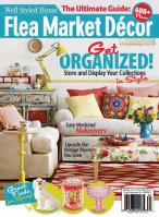 Flea Market Décor magazine subscription