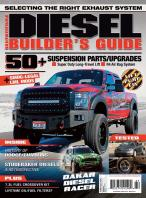 Ultimate Diesel Builder Guide magazine subscription