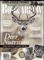 Bow and Arrow Hunting magazine subscription