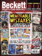 Sports Card Monthly magazine subscription