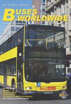 Buses Worldwide magazine subscription