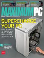 Maximum PC magazine subscription