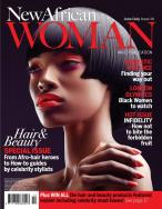 New African Woman magazine subscription