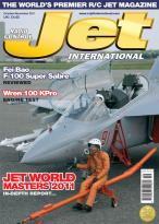 Radio Control Jet magazine subscription