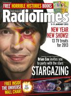 Radio Times Scotland magazine subscription
