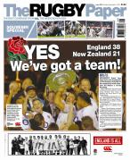 The Rugby Paper -English magazine subscription