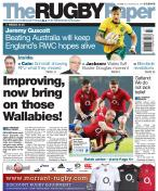 The Rugby Paper - English magazine subscription