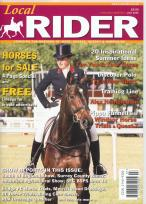 Local Rider magazine subscription