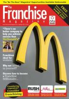The Franchise magazine subscription