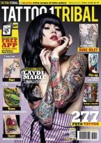 Tattoo.1 Tribal magazine subscription
