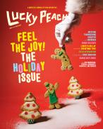 Lucky Peach magazine subscription