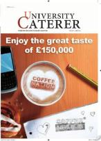 University Caterer magazine subscription