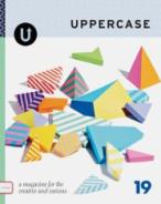 UPPERCASE magazine subscription