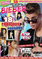 Girl Time Presents Justin Bieber 4 at Unique Magazines