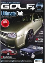 Volkswagen Golf  July 2011 Back Issue at Unique Magazines