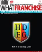 What Franchise magazine subscription