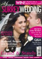 Your Surrey Wedding magazine subscription