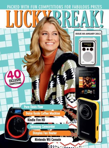 Lucky Break magazine subscription