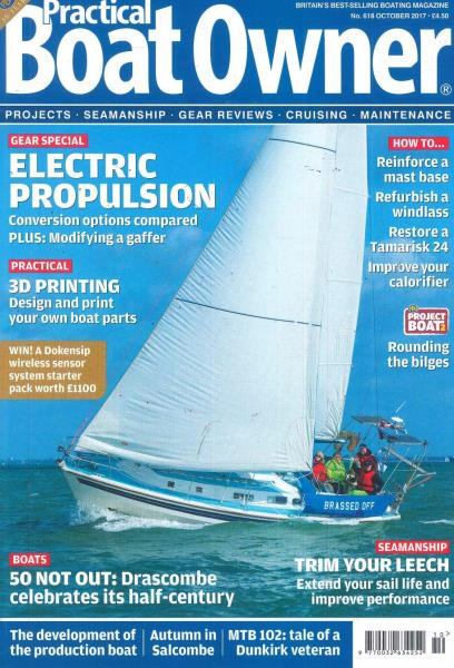 Practical Boat Owner magazine subscription