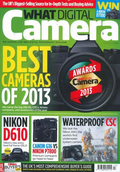 What Digital Camera magazine subscription
