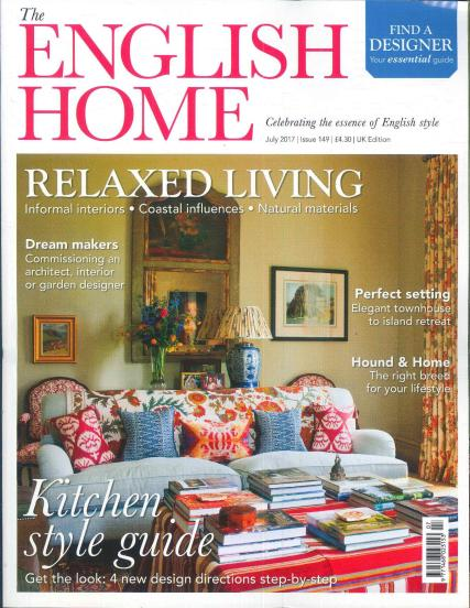 The English Home Magazine Subscription Buy At