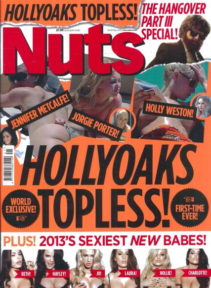 Nuts magazine subscription