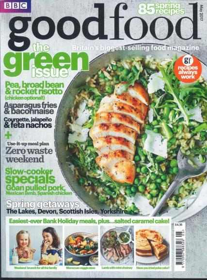 BBC Good Food magazine subscription