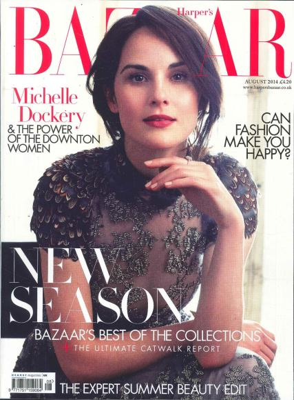 Harper's Bazaar magazine subscription