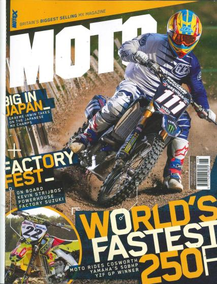 Moto magazine subscription